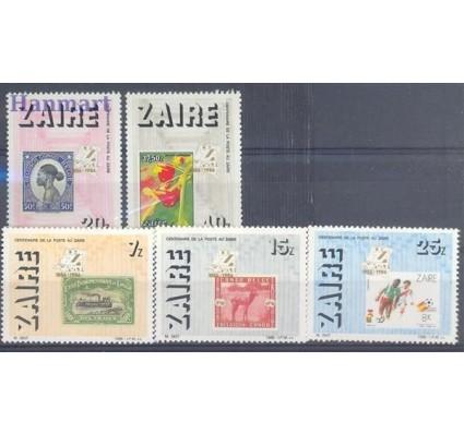 Znaczek Kongo Kinszasa / Zair 1986 Mi 933-937 Czyste **