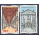Irlandia 1992 Mi 802-803 Czyste **