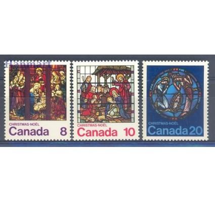 Znaczek Kanada 1976 Mi 641-643 Czyste **