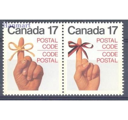Znaczek Kanada 1979 Mi 724-725 Czyste **