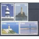 Irlandia 1997 Mi 1008-1011 Czyste **