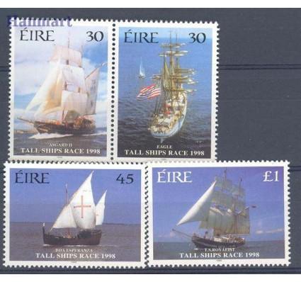 Znaczek Irlandia 1998 Mi 1084-1087 Czyste **