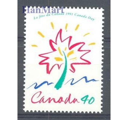 Kanada 1991 Mi 1232 Czyste **