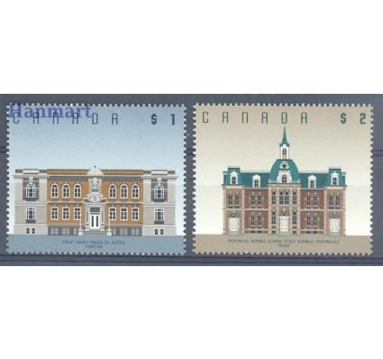 Znaczek Kanada 1994 Mi 1403-1404C Czyste **
