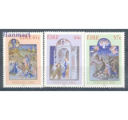 Znaczek Irlandia 2002 Mi 1472-1474 Czyste **