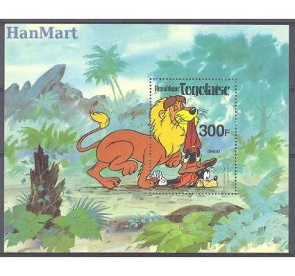 Togo 1980 Mi bl 163 Czyste **