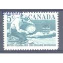 Kanada 1958 Mi 324 Czyste **