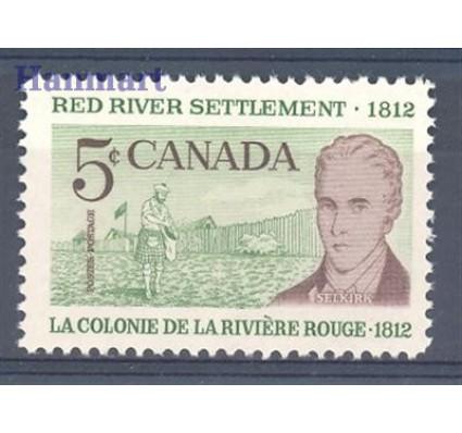 Znaczek Kanada 1962 Mi 344 Czyste **