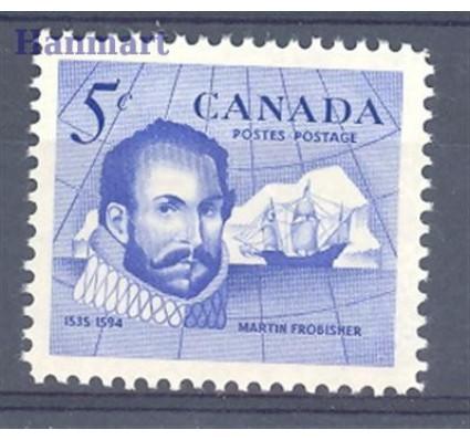 Znaczek Kanada 1963 Mi 355 Czyste **