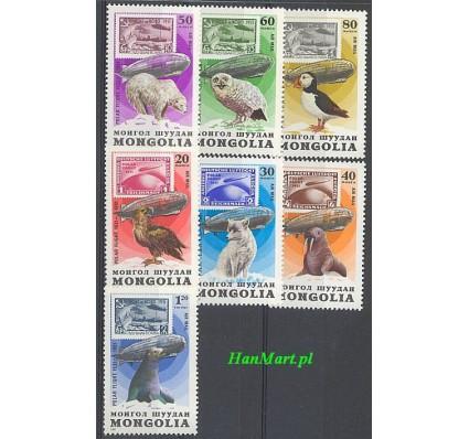 Znaczek Mongolia 1981 Mi 1413-1419 Czyste **