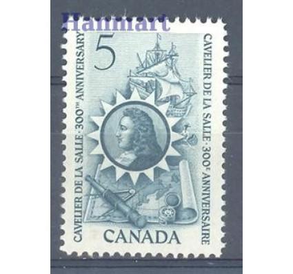 Znaczek Kanada 1966 Mi 390 Czyste **