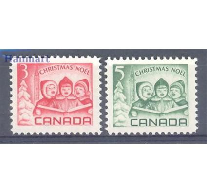Znaczek Kanada 1967 Mi 417-418 Czyste **