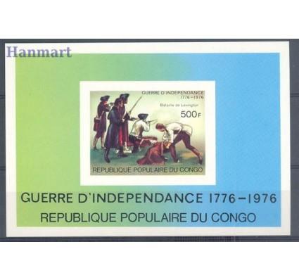 Znaczek Kongo 1976 Czyste **
