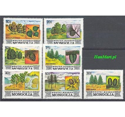 Znaczek Mongolia 1982 Mi 1489-1495 Czyste **
