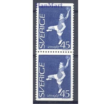 Znaczek Szwecja 1967 Mi 568Do-Du Czyste **