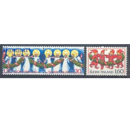 Znaczek Finlandia 1986 Mi 1005-1007 Czyste **