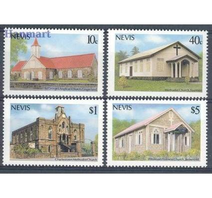 Znaczek Nevis 1986 Mi 452-455 Czyste **