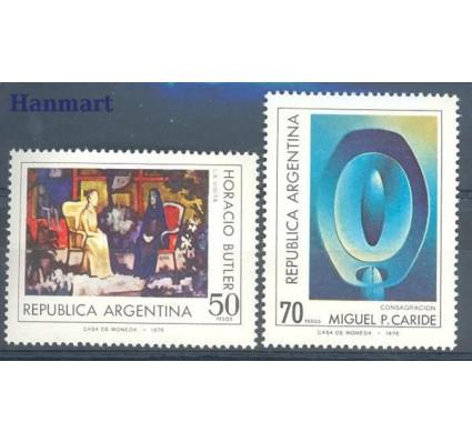 Znaczek Argentyna 1977 Mi 1297-1298 Czyste **