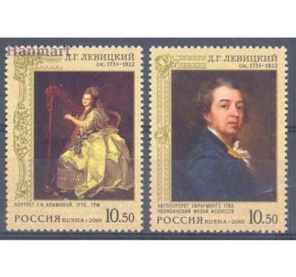 Znaczek Rosja 2010 Mi 1648-1649 Czyste **
