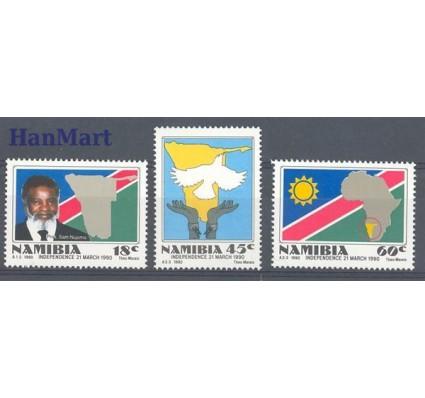 Znaczek Namibia 1990 Mi 668-670 Czyste **
