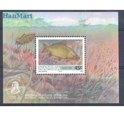 Znaczek Namibia 1992 Mi bl 14 Czyste **