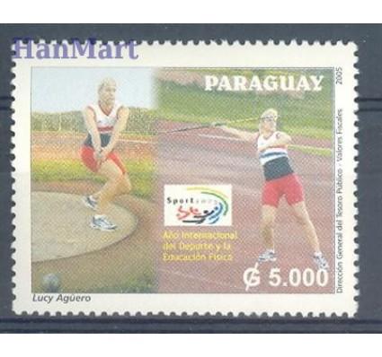 Znaczek Paragwaj 2005 Mi 4978 Czyste **