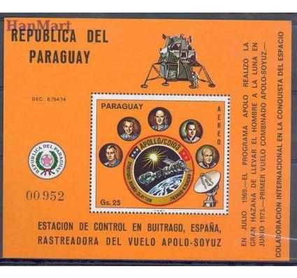 Znaczek Paragwaj 1976 Mi bl 272 Czyste **