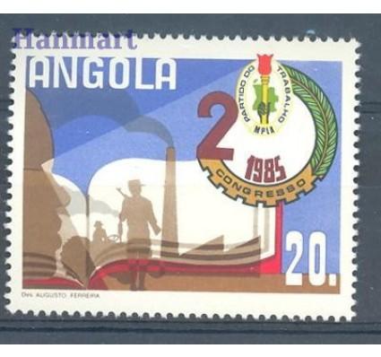 Znaczek Angola 1985 Mi 734 Czyste **