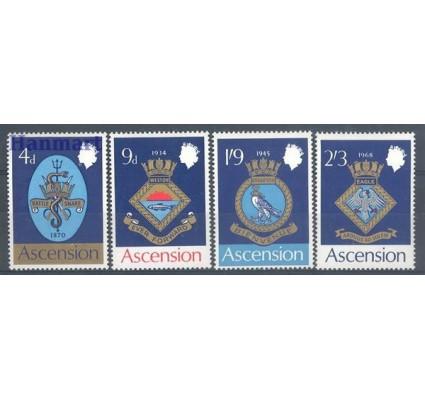 Znaczek Wyspa Wniebowstąpienia 1969 Mi 126-129 Czyste **