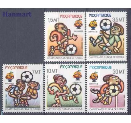 Znaczek Mozambik 1982 Mi 884-888 Czyste **