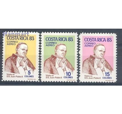 Znaczek Kostaryka 1983 Mi 1193-1195 Czyste **