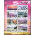 Korea Północna 2005 Mi 4850-4857 Czyste **