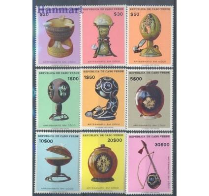 Znaczek Wyspy Zielonego Przylądka 1977 Mi 382-390 Czyste **