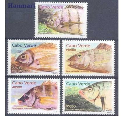 Znaczek Wyspy Zielonego Przylądka 2001 Mi 783-787 Czyste **