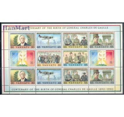 Znaczek Vanuatu 1990 Mi 845-850 Czyste **