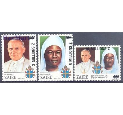 Znaczek Kongo Kinszasa / Zair 1993 Mi 1075-1077 Czyste **