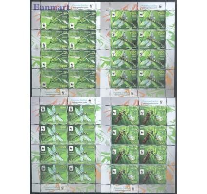 Znaczek Białoruś 2010 Mi ark 824-827 Czyste **