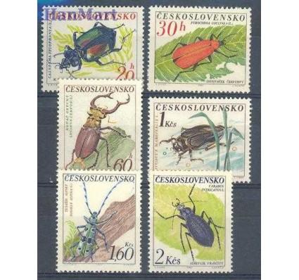 Znaczek Czechosłowacja 1962 Mi 1371-1376 Czyste **