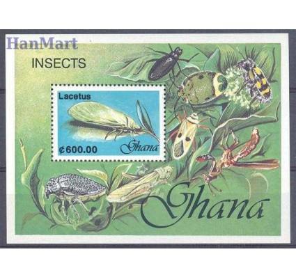 Znaczek Ghana 1991 Mi bl 182 Czyste **