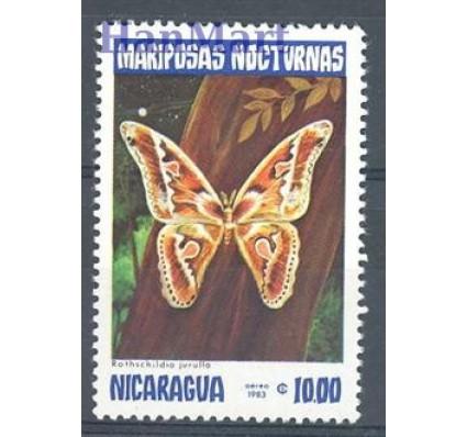 Znaczek Nikaragua 1983 Mi 2382 Czyste **