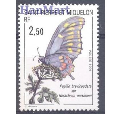 Znaczek Saint-Pierre i Miquelon 1991 Mi 608 Czyste **