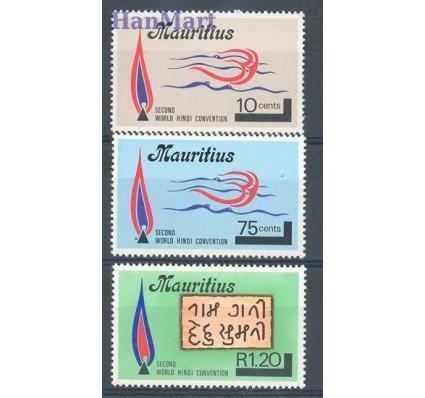 Znaczek Mauritius 1976 Mi 416-418 Czyste **