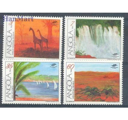 Znaczek Angola 1991 Mi 850-853 Czyste **