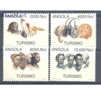 Znaczek Angola 1994 Mi 969-972 Czyste **