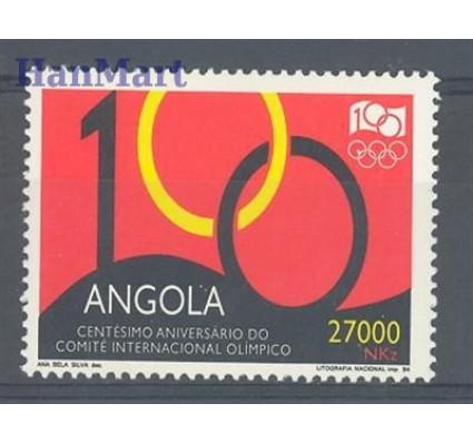 Znaczek Angola 1994 Mi 981 Czyste **