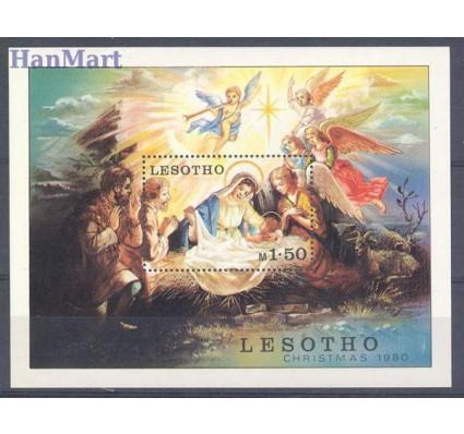 Znaczek Lesotho 1980 Mi bl 7 Czyste **