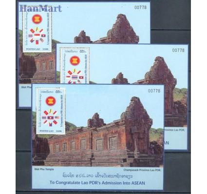 Znaczek Laos 1998 Mi 166-173 Czyste **