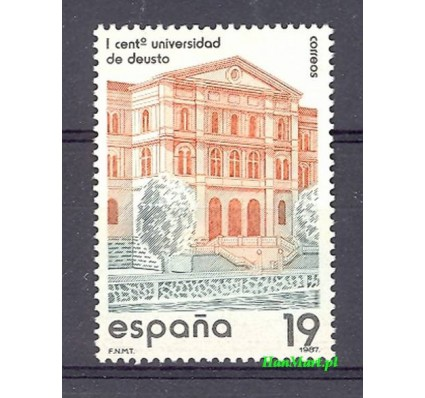 Hiszpania 1987 Mi 2765 Czyste **