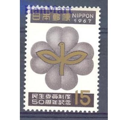 Znaczek Japonia 1967 Mi 965 Czyste **