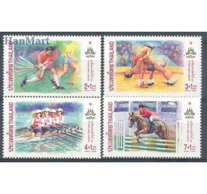 Znaczek Tajlandia 1998 Mi 1892-1895 Czyste **